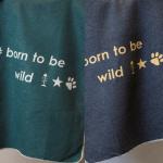 Born To Be Wild - Dark Green